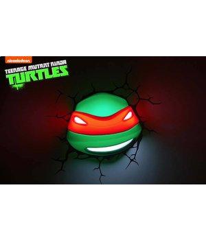 3D TMNT  Raphael