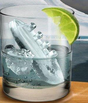 Gin  en   Titonic