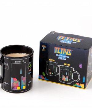 Tetris Heating Mug