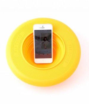 Fli Tunes Speaker Frisbee