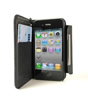 Iphone Wallet Case Blue