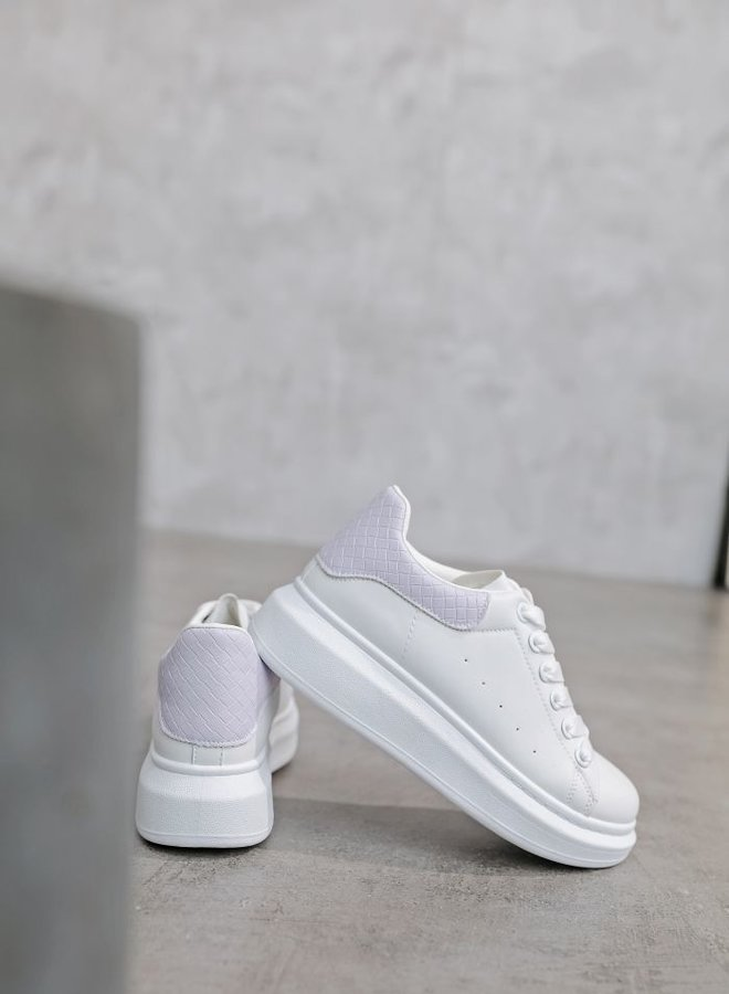 Touch Of Lavender Sneakers