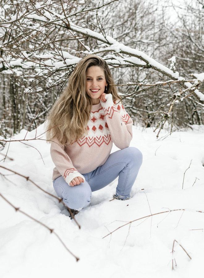 Luz Sweater Pink