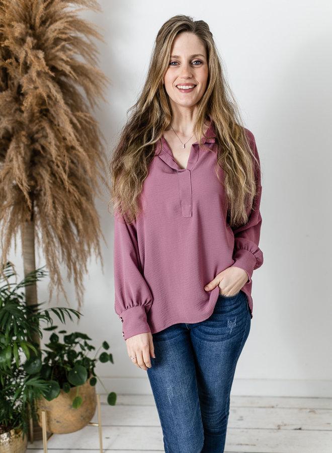 Lisa Blouse roze