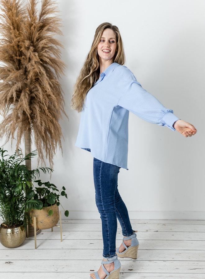 Lisa Blouse blauw