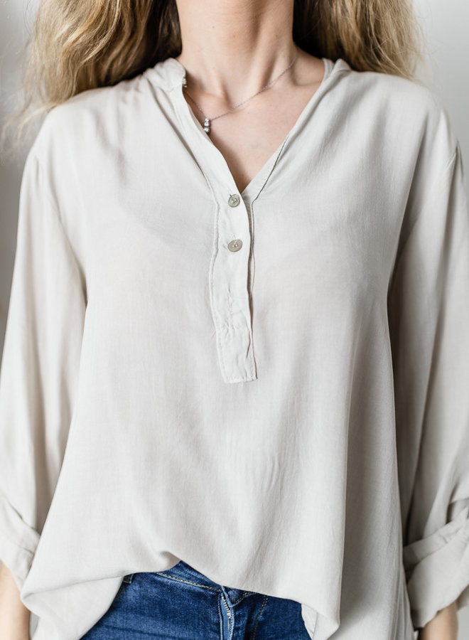 Lucy Blouse beige