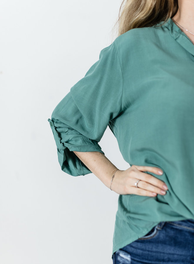 Lucy Blouse groen
