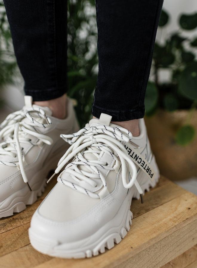 Savage Sneakers Beige