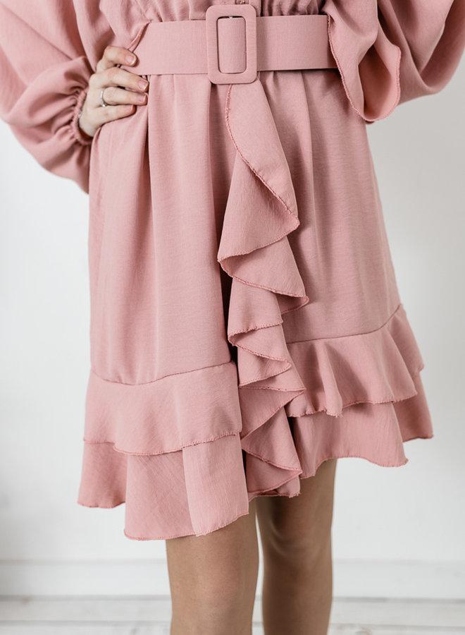 Debo's Favorite Dress Pink