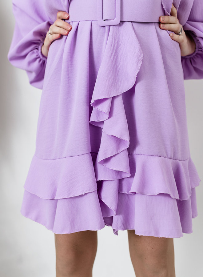 Debo's Favorite Dress Lila