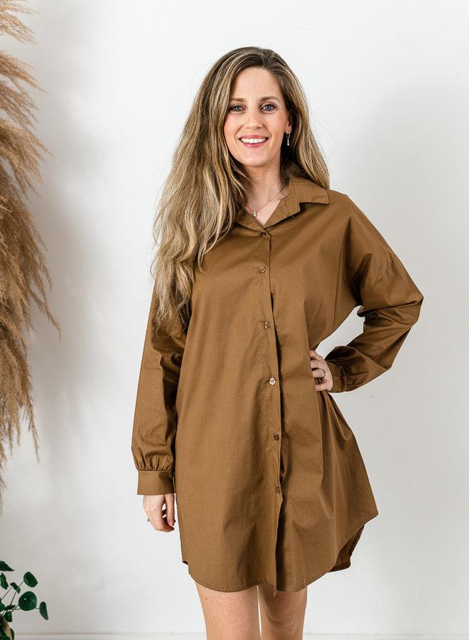 Elsy Hemdjurk Camel