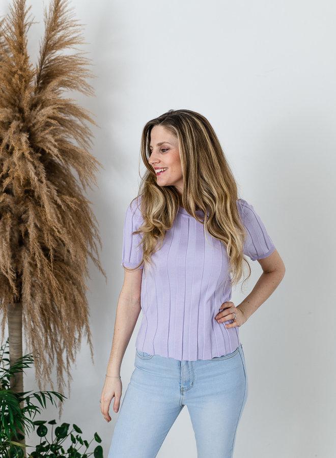Aria Shirt lila