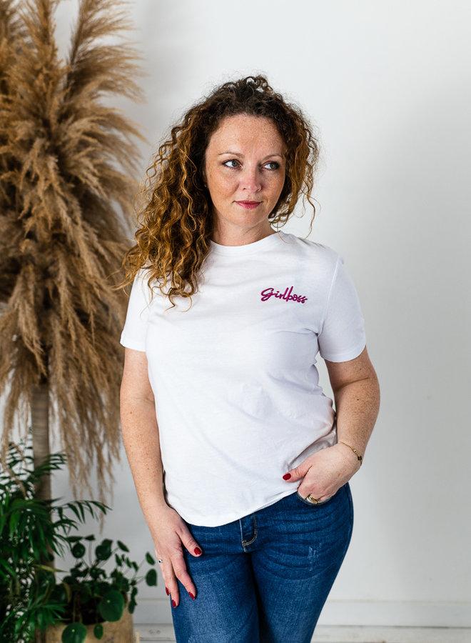T-shirt 'Girlboss'