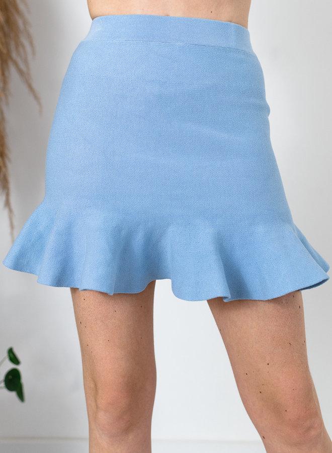 Girly Girl Rokje Blauw
