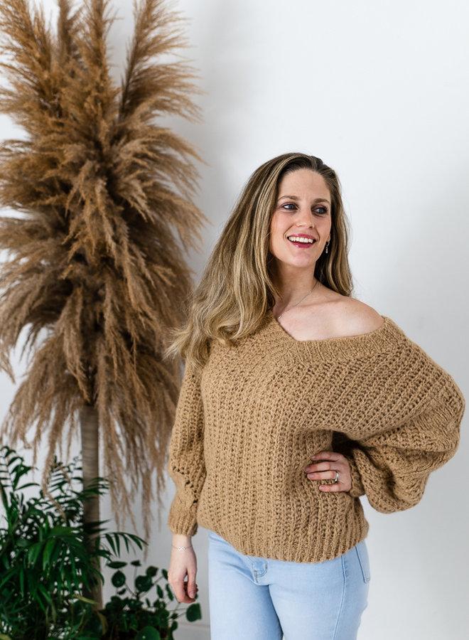 Stella Sweater Camel