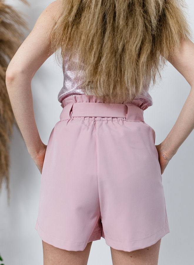 Summer Pastel Shorts roze