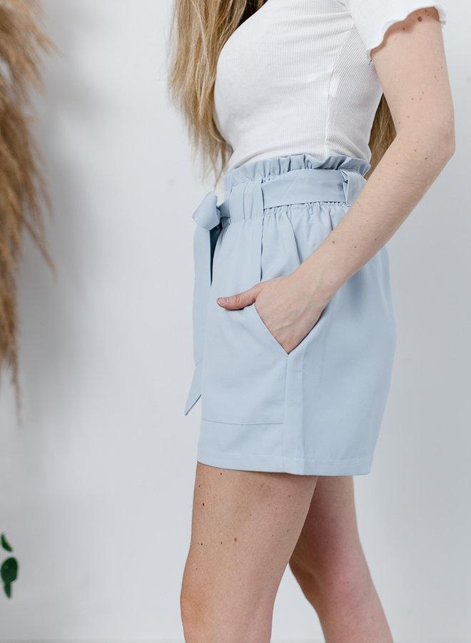 Summer Pastel Shorts blauw