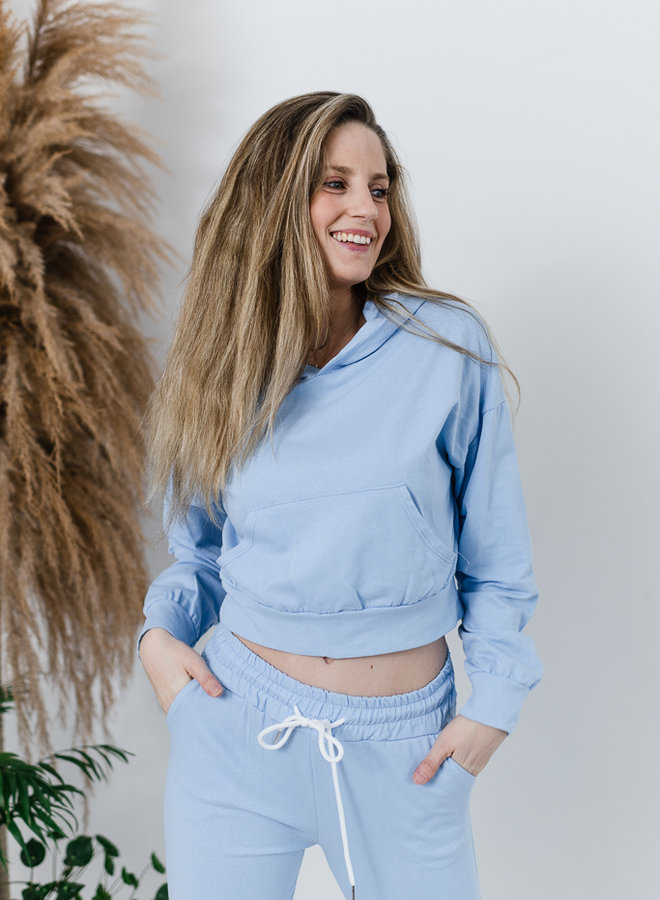 Mila Joggers Blue