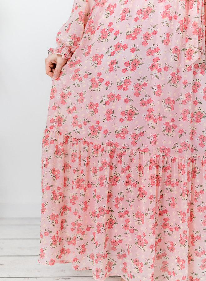 Amy Maxi Dress Pink