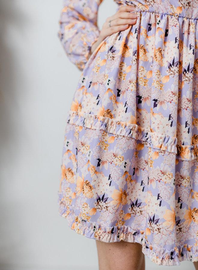 Penelope Dress Lila