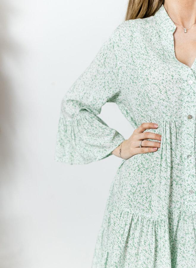 Noa Dress Green