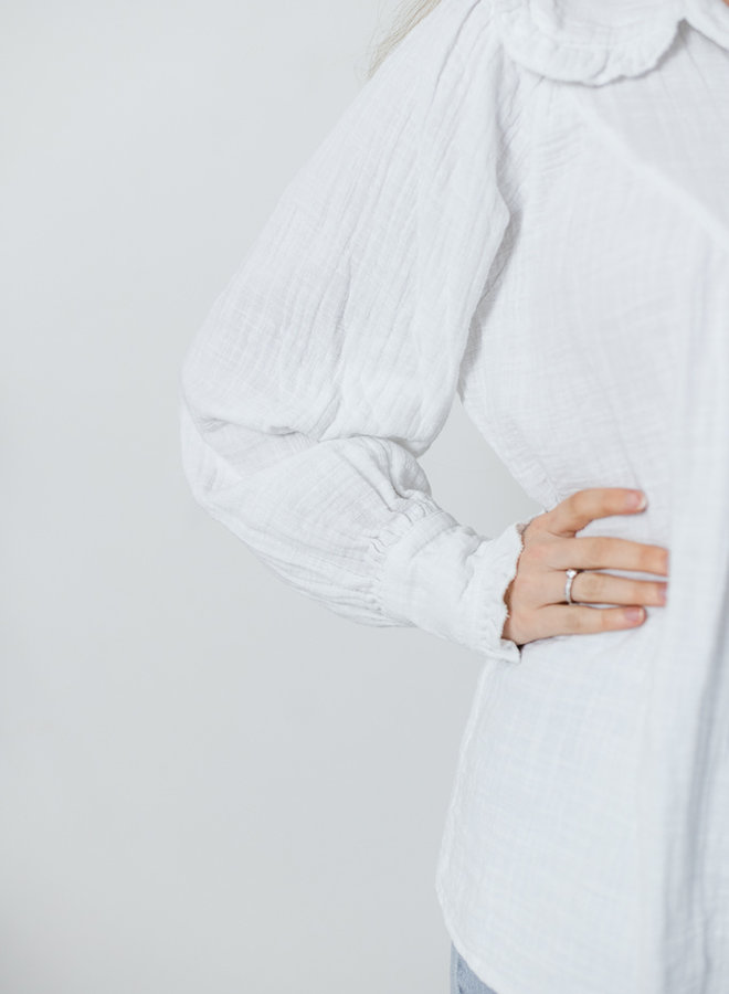 Tetra Shirt White