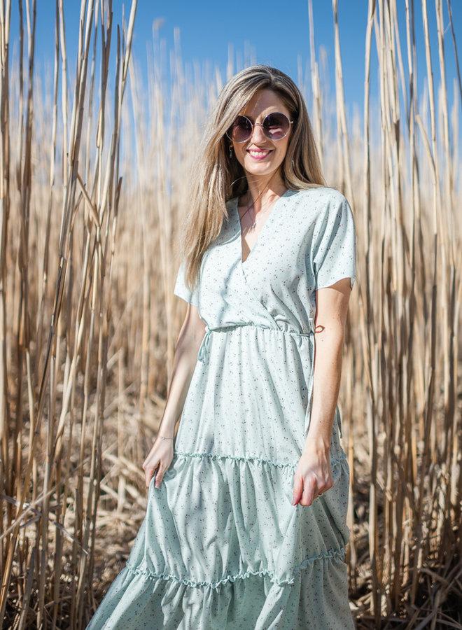 Clara Dress Mint