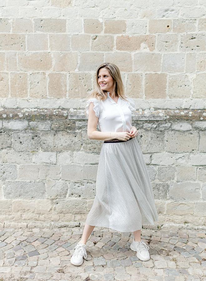 Sparkling Skirt Gold