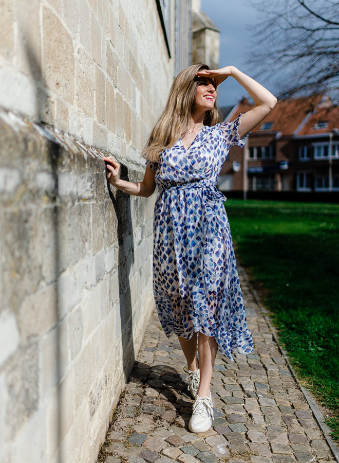 Blues For You Dress