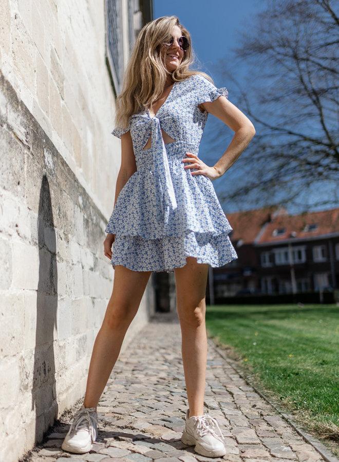 Bella Dress Blue