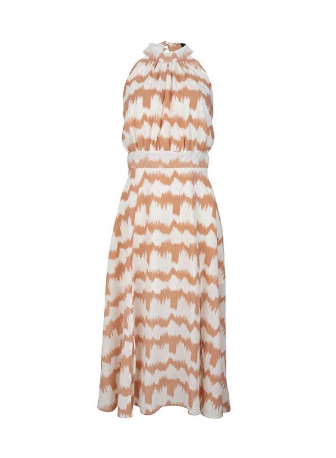 Dress Renate Peach