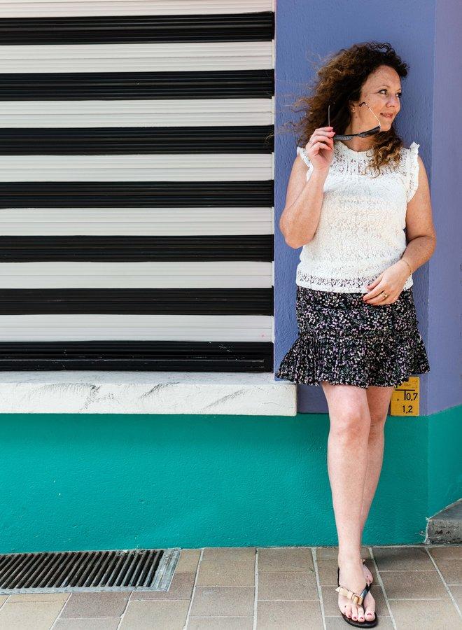 Matylda Skirt Black