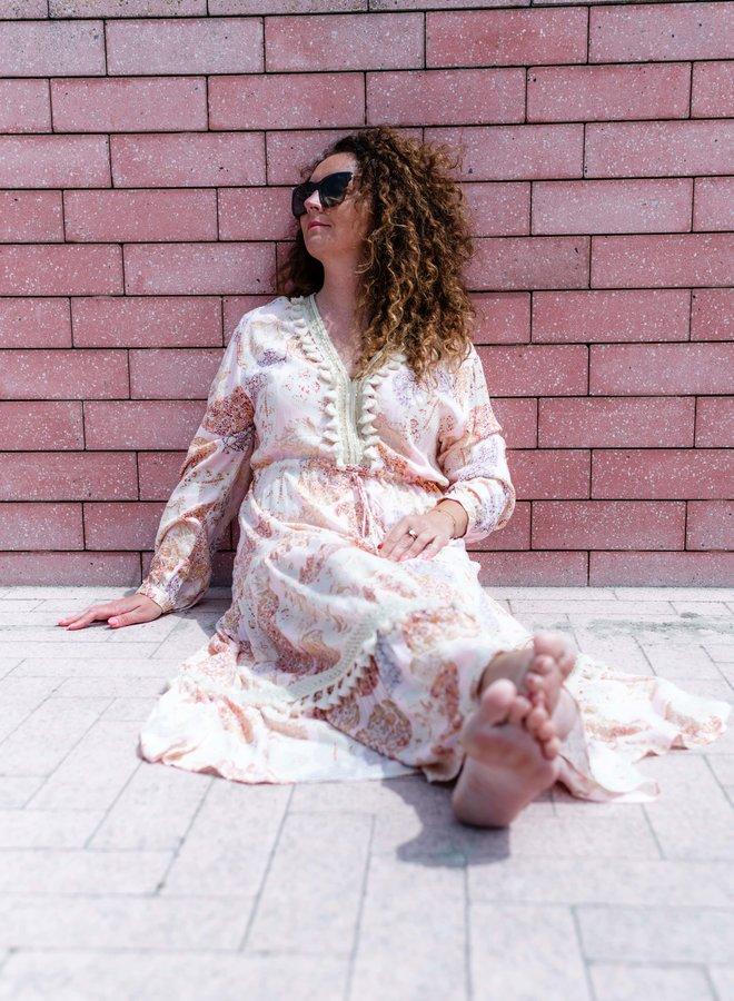 Layla Dress Pink