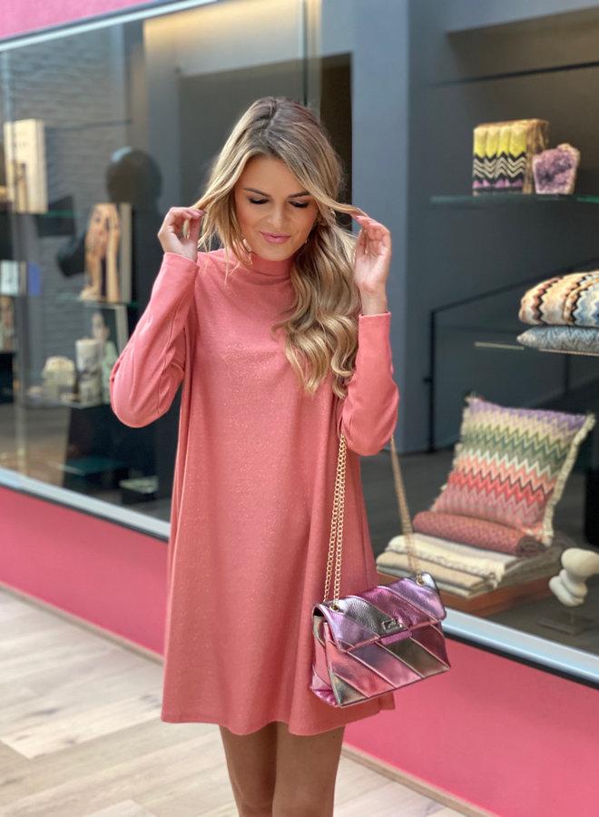 Bardot Dress Pink
