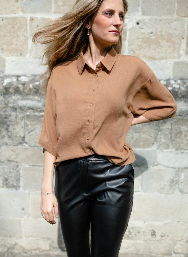 Adelina Shirt Beige