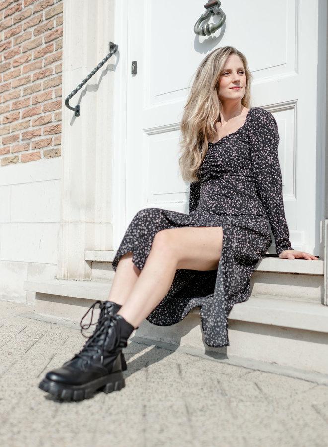 Carolina Dress Black