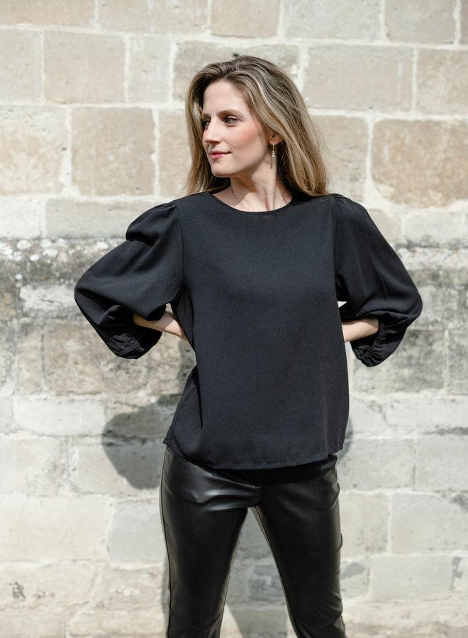 Malia Blouse Black