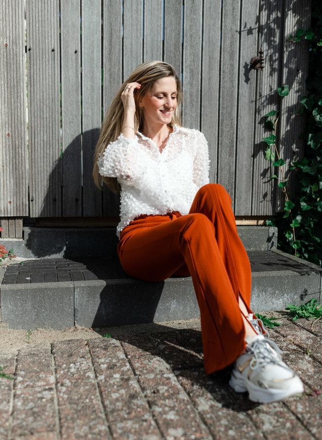 Trouser Angelina Orange