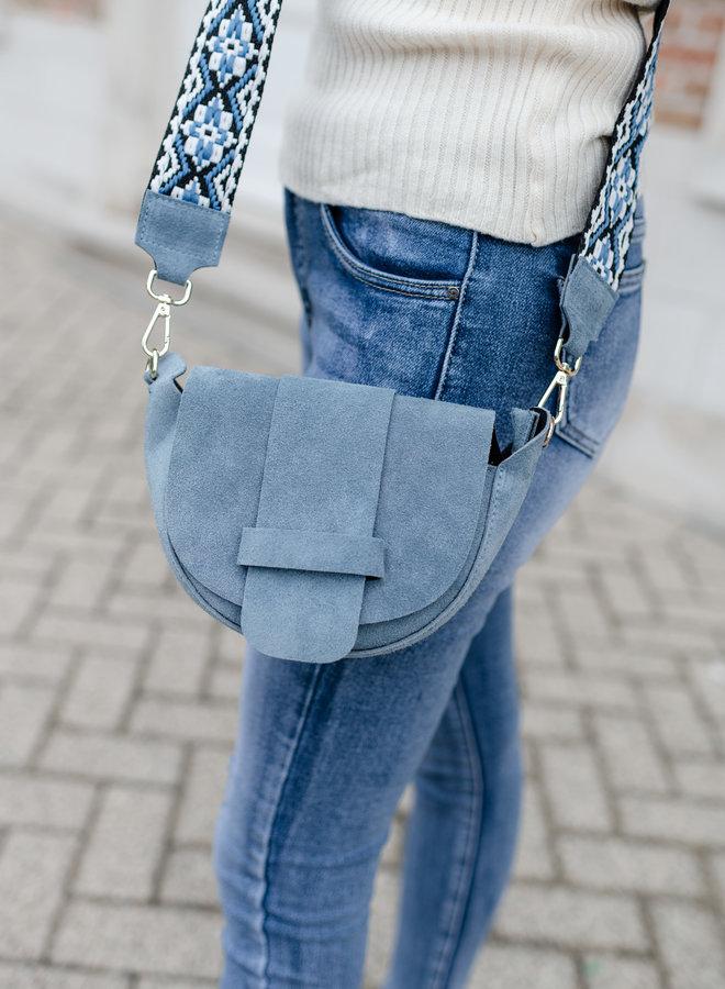 Charlie Bag Blue