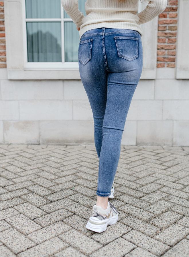 Brielle Jeans High Waist