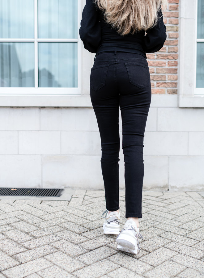 Piper Jeans Black