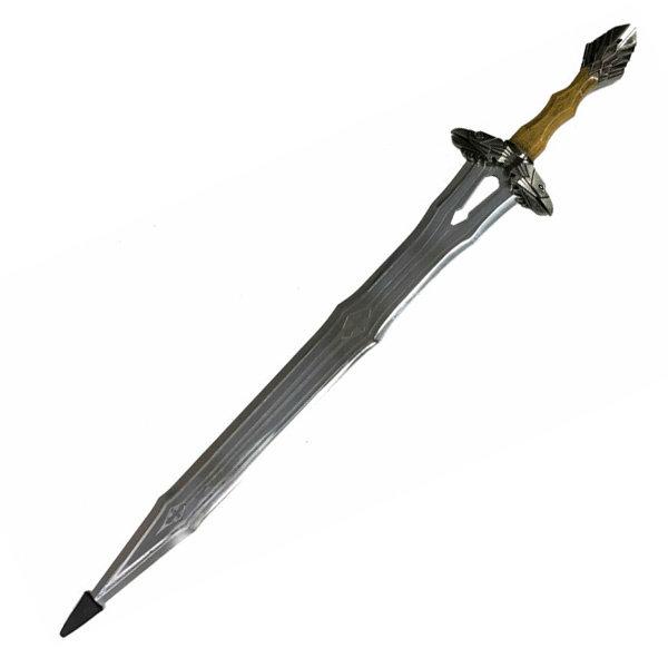 DER HERR DER RINGE - Schwert von Thorin Oakenshield für ein Regal - König der Zwerge