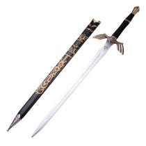 ZELDA - Dark Link - Master Sword in Leder - Zwarte Deluxe Editie