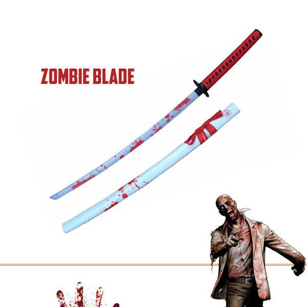 ZOMBIE - Zombie-Klinge Katana