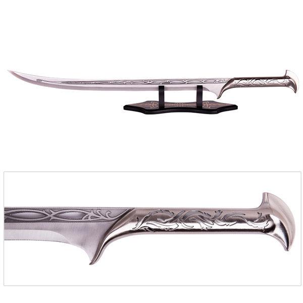 (VORBESTELLUNG) DER HERR DER RINGE - Elfenschwert vom Elfenkönig Thranduil (Lieferbar Ende Oktober)