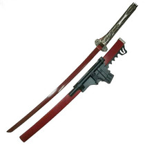 METAL GEAR RISING - Gun Zwaard van Samuel Rodrigues - Muramasa