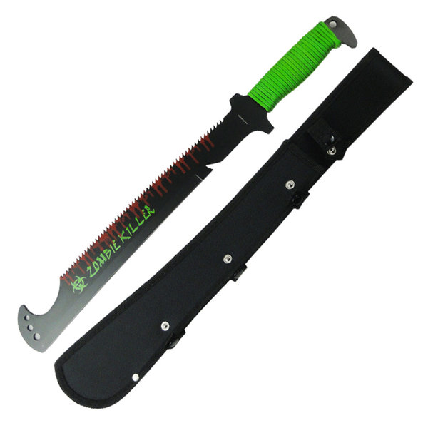 ZOMBIE BLADE - Bügelsäge Machete - Zombie Killer