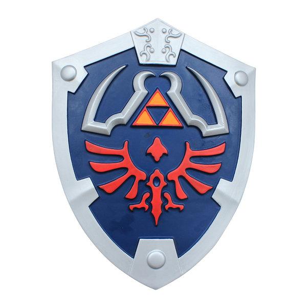 ZELDA - Schild von Link - Blau - Cosplay-Schaumstoff