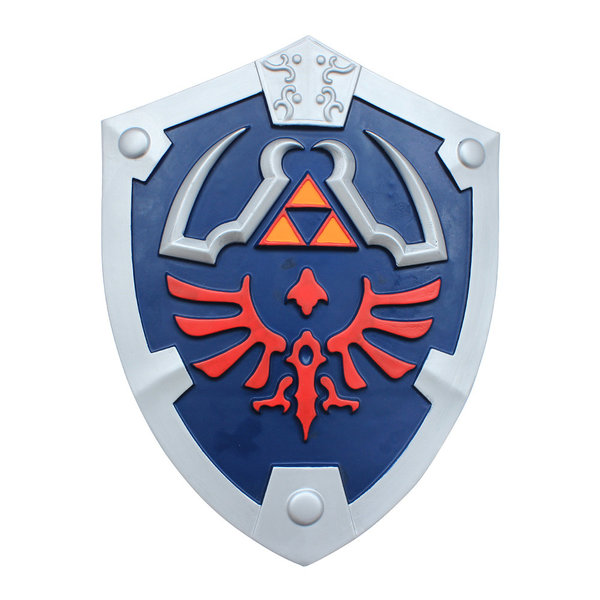 ZELDA - Shield of Link - Blue - Cosplay Foam