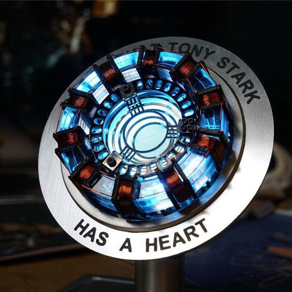 IRON MAN - Arc Reactor of Tony Stark